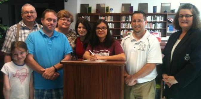 Knights Cross Country signs Ashley Barrera