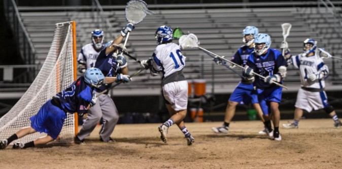 Men's Lacrosse falls in conf. semis to SCAD; Conference Team named