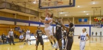 Three garner Basketball postseason awards