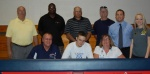 Men's Basketball signs Michael Wood
