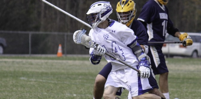 Men's Lacrosse qualifies for postseason with one goal win