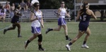 Lady Knights Lacrosse win in overtime
