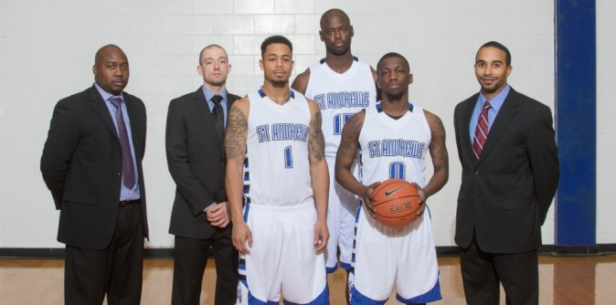 Men's Basketball coach resigns at St. Andrews