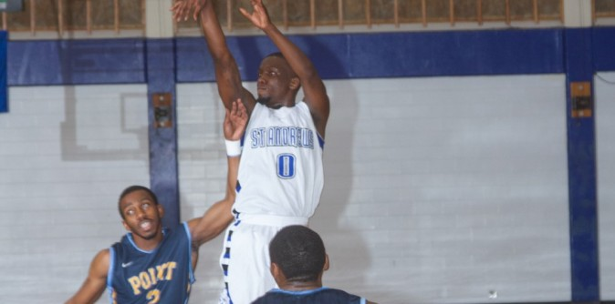 Knights charge to victory against CIU