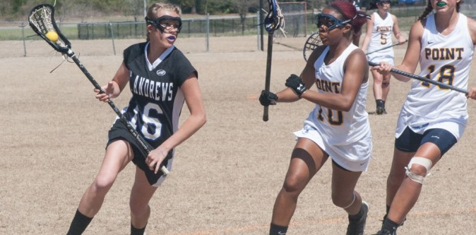 Lady Knights trounce Truett 21-0