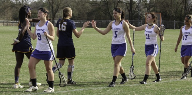 Columbia trips up Women's Lacrosse