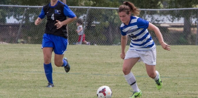 Lady Knights soccer rout Columbia behind Seng�s 4 goals