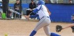 Softball falls to TWC in AAC Tournament Third Round