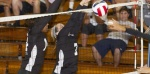 SAU Volleyball uses balanced attack to oust Salem