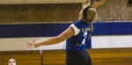 Volleyball routs Morris for second straight win