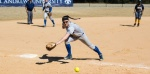 Softball falls in close losses to Union