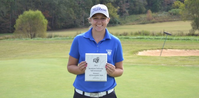 Hartman leading TWC Invitational after first round