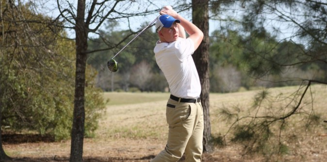 Men's Golf finishes 6th at NAIA Qualifier