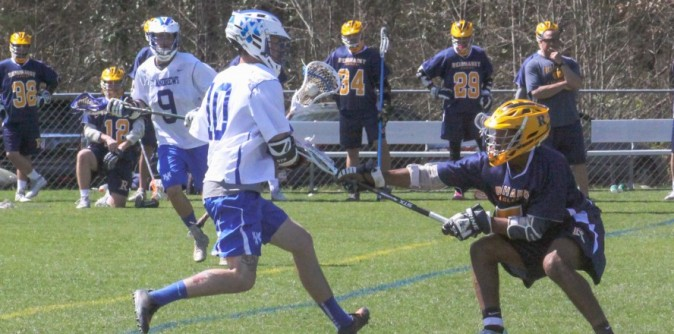 #7 Men�s Lacrosse falls 8-3 in NAIA Quarterfinals