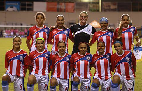 newest 8e7a0 cca2d Puerto Rican Women's National Soccer Team to Train at St ...