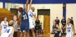 Point women overwhelm Lady Knights