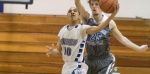 Basketball pours it on late to oust Point