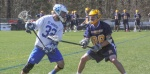 Men�s Lacrosse defeats Appalachian St. for 9th win