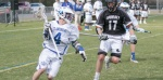Men�s Lax hangs on to oust TWC