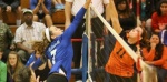 SAU Volleyball Ousts Tenn. Wesleyan