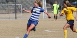 Point shuts out Lady Knights