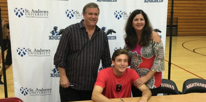 Knights Add Three to Men�s Volleyball