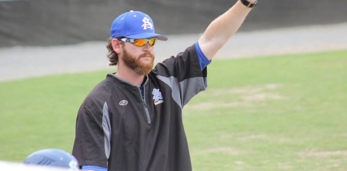 Roberts selected to coach Baseball Team in Europe