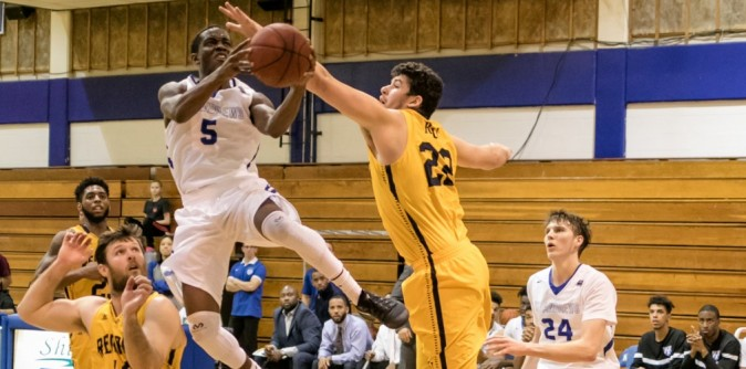 SAU Basketball holds off Bluefield for 4th straight win