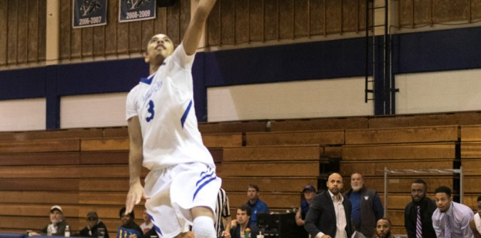 MBB's Gary selected as AAC Player of the Week