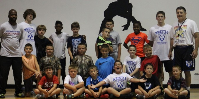 Wrestling to host July Day Camp for youngsters