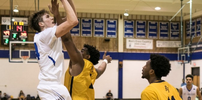 SAU Basketball rallies back to stun Tenn. Wesleyan