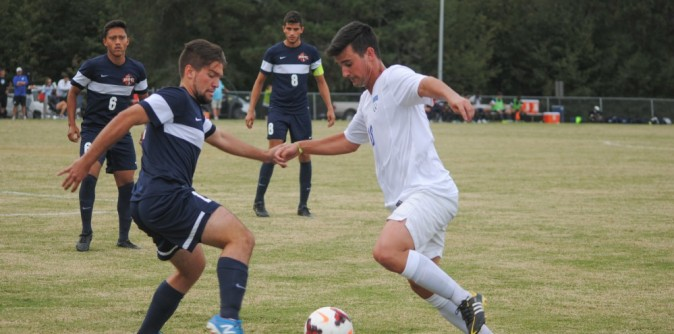 Men's Soccer picked 5th in Preseason Poll