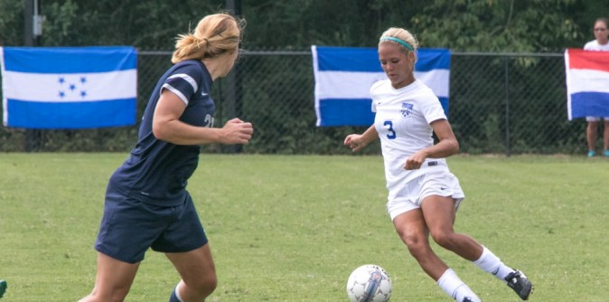 Lady Knights dominate Montreat on Senior Day