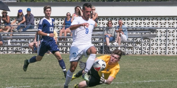 #15 Bryan Overpowers Knights Soccer