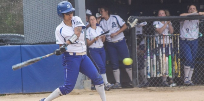 Lady Knights Softball drops heartbreaker in first round