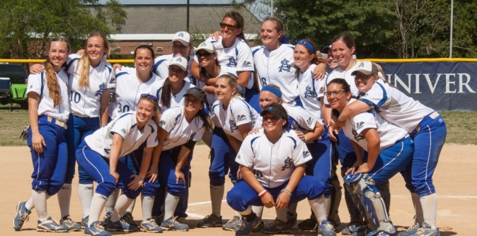 SAU Softball falls 4-3 in Consolation bracket