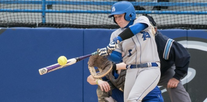 Softball Splits DH with Rival Montreat