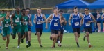 Cross Country competes at AAC Championships