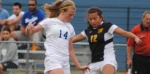 Bass' goal leads Soccer past Bluefield