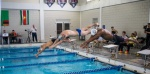 Women's Swimming edges UNCP for 2nd win