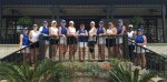 Randell's Title Lead Lady Knights Golf at Spring Opener
