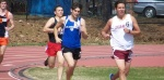Outdoor Track Teams Compete at UNCW Invite