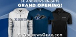 St. Andrews Opens Official Online Athletics Store
