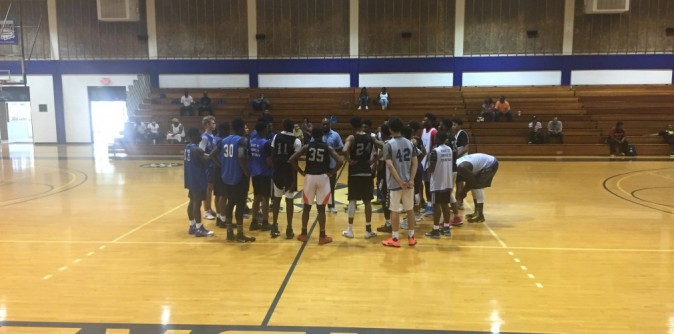 Men's Basketball Hosts Elite Day Camp/clinic