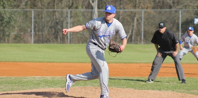 Knights take series from Milligan behind quality pitching