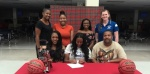 Women's Basketball signs local player