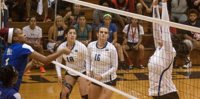 Lady Knights Volleyball selected 4th in Preseason AAC Poll