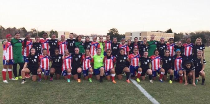 newest 6138b 6a155 Puerto Rican Women's National Soccer Team to Train at St ...